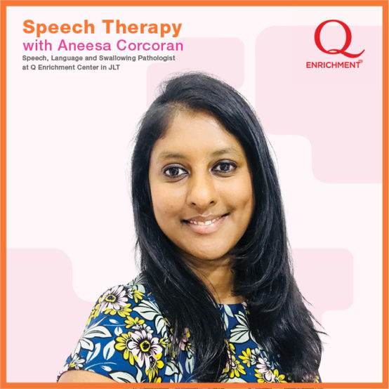 Speech Therapy with Aneesa Corcoran
