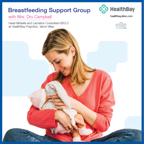 Breastfeeding Support Group wit Dru Campbell