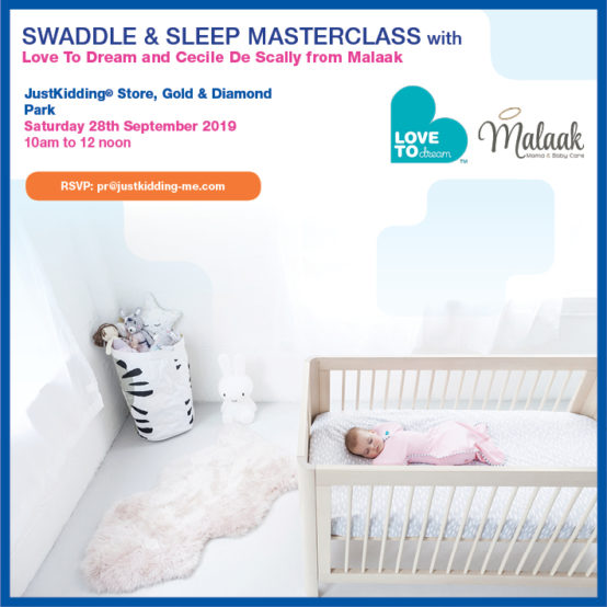 Swaddle & Sleep Masterclass